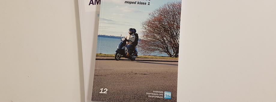 AM-böcker mopedböcker